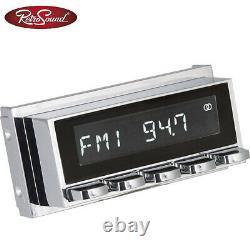 BMW 1802 2002 1602 Becker Coche de Época Radio USB Bluetooth Retro Diseño Óptica