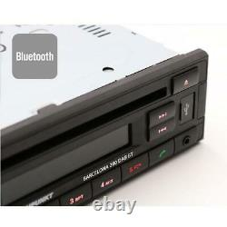Blaupunkt Barcelona 200 Car Stereo DAB Radio Bluetooth CD USB AUX Retro OEM Look