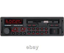 Blaupunkt Bremen SQR 46 DAB retro car radio with Bluetooth DAB USB MP3 AUX input