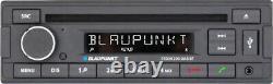 Blaupunkt ESSEN 200DAB BT Retro Single Din with Digital Radio Bluetooth USB CD