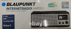 Blaupunkt Napoli IRD 400 UKW DAB+ Internetradio mit WLAN Bluetooth Retro-Radio