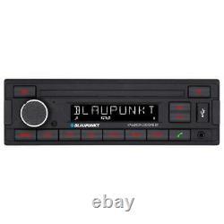 Blaupunkt Valencia 200 Car Stereo DAB Radio Bluetooth USB AUX Retro OEM Look