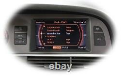 DAB+ Completo Plug&play Integrazione Radio Digitale Antenna Per Audi Mmi 3G