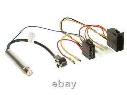 Dietz Bluetooth MP3 DAB USB Autoradio für Audi TT (1998-2006) ISO