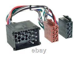 Dietz Bluetooth MP3 DAB USB Autoradio für BMW X5 E53 5er E39 Rundpin Ablagefach