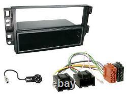Dietz Bluetooth MP3 DAB USB Autoradio für Chevrolet Aveo Epica Captiva 06-11