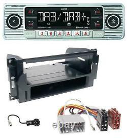 Dietz Bluetooth MP3 DAB USB Autoradio für Chrysler PT Cruiser 300C Dodge Jeep Co