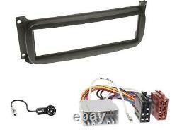 Dietz Bluetooth MP3 DAB USB Autoradio für Chrysler Voyager Neon PT Cruiser 300M
