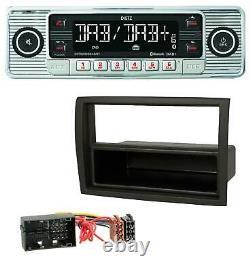Dietz Bluetooth MP3 DAB USB Autoradio für Fiat Ducato Citroen Jumper Peugeot Box