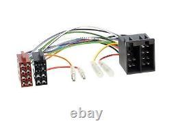 Dietz Bluetooth MP3 DAB USB Autoradio für Fiat Panda (ab 2012) glänzend