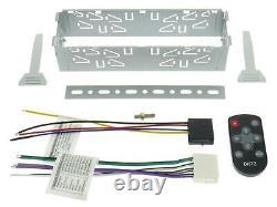 Dietz Bluetooth MP3 DAB USB Autoradio für Ford Fiesta 10-13 Display schwarz
