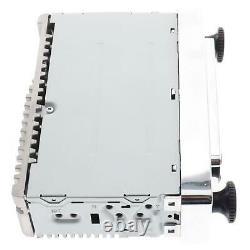 Dietz Bluetooth MP3 DAB USB Autoradio für Lancia Y 843 03-11 dunkelsilbermetalli