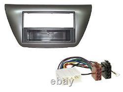 Dietz Bluetooth MP3 DAB USB Autoradio für Mitsubishi Lancer Evo 2004-2008