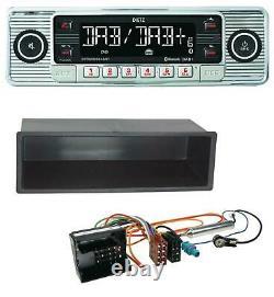Dietz Bluetooth MP3 DAB USB Autoradio für Peugeot 207 307 Expert Partner