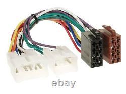 Dietz Bluetooth MP3 DAB USB Autoradio für Toyota Aygo (AB1, 05-14)