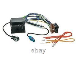 Dietz Bluetooth MP3 DAB USB Autoradio für VW Polo, Lupo, Fox, Passat, T5