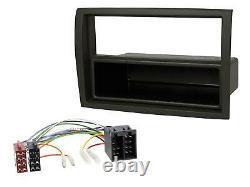 Dietz USB DAB MP3 Bluetooth Autoradio für Citroen Jumper Fiat Ducato Peugeot Box