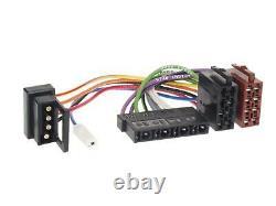 Dietz USB DAB MP3 Bluetooth Autoradio für Mercedes E-Klasse W124 S-Klasse W126