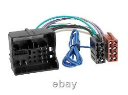 Dietz USB DAB MP3 Bluetooth Autoradio für VW Polo (ab 2014) schwarz