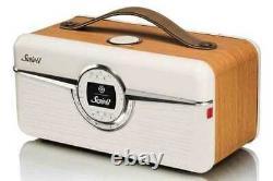 Myvq RADIO RETRO SUSIE Q DAB / DAB+ / FM/ WIFI 80 WATTS
