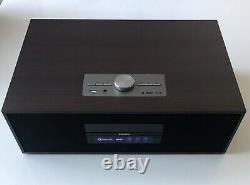 Philips BT4800, CD Player, Bluetooth, DAB Radio Sound System Wood Style Retro