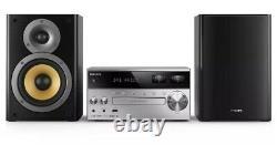Philips BTB8000, Mini Hi-Fi, Bluetooth, DAB Radio, CD Player. Retro Style. Rare
