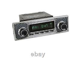 RETROSOUND RSD-BECKER-7 MOTOR-7 DAB+ Komplett Set Becker Autoradio für Oldtimer