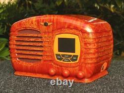 Retro Vintage Style BAKELITE Australian Digital Radio DAB USB AM/FM Bluetooth