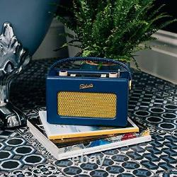 Roberts Radio REV-ISTREAM3MB Retro DAB/DAB+ FM Wireless Portable Digital
