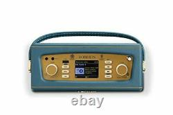 Roberts Radio REV-ISTREAM3TB Retro DAB/DAB+ FM Wireless Portable Digital Bluetoo