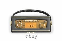 Roberts Revival Uno Retro Portable/Compact DAB/DAB+/FM Digital Radio with Alarm