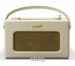 Roberts Revival iStream3 Portable Retro Smart Digital Radio Rastel Cream