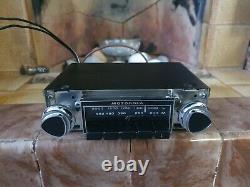 Vtg Retro Motorola Model 114 Concurs Car Stereo Collectible Car Radio