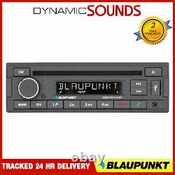 Blaupunkt Essen 200 Voiture Stereo Dab Radio Bluetooth CD Usb Aux Retro Oem Look