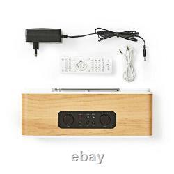 Dab+ Wifi Wlan Internet Radio Holz Design Retro Bluetooth Smartphone App Ukw