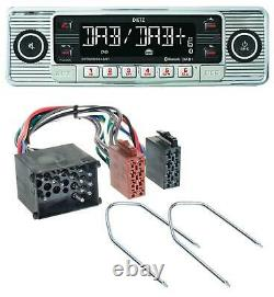 Dietz Bluetooth Mp3 Dab Usb Autoradio Für Bmw (e36, 1990-2000)