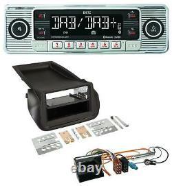 Dietz Bluetooth Mp3 Dab Usb Autoradio Für Citroen Nemo Peugeot Bipper Ab 2008