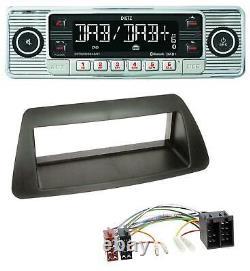 Dietz Bluetooth Mp3 Dab Usb Autoradio Für Fiat Bravo Brava Marea Marea-week-end
