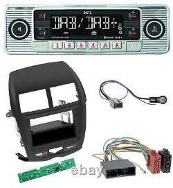 Dietz Bluetooth Mp3 Dab Usb Autoradio Für Mitsubishi Asx (2010-2014)