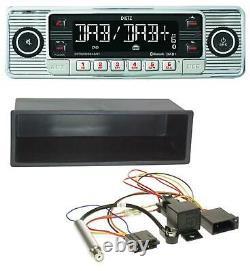 Dietz Bluetooth Mp3 Dab Usb Autoradio Für Vw Polo T4 Passat Golf (98-04)