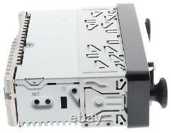 Dietz Usb Dab Mp3 Bluetooth Autoradio Für Ford Ka Bis 2008 Silber-métallique