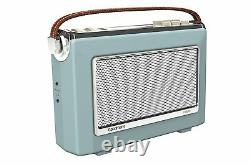 Goodmans Oxfordblu Oxford Radio, Dab Radio, Vintage Retro Style, Sky Blue