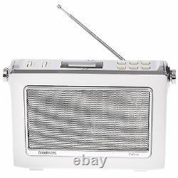 Goodmans Oxfordcrm Oxford Radio, Dab Radio, Vintage Retro Style