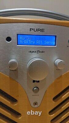 Pure Drx-601ex Dab Radio Rare Rétro Radio Collectable