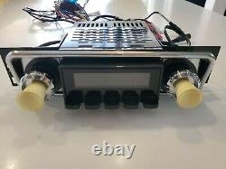 Retro Sound San Diego Classic Dab Car Radio Sapphire Ivoire Spindle Bluetooth Usb