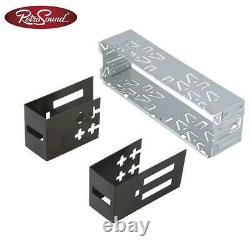 Retrosound Motor-6 Dab+ Komplett-set Silver Rsd-silver-6 Mit Zubehör Autoradio