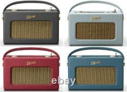 Roberts Radio Retro Dab/dab+ Fm Bluetooth Smart Speaker Revival Istream 3