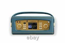 Roberts Radio Retro Dab/dab+ Fm Wireless Portable Digital Bluetooth