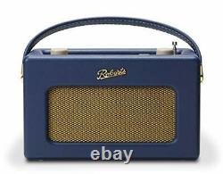 Roberts Radio Rev-istream3mb Rétro Dab/dab+ Fm Wireless Portable Digital
