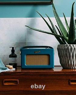 Roberts Radio Rev-istream3tb Rétro Dab/dab+ Fm Wireless Portable Digital Bluetoo